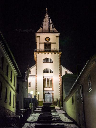 Evang. Kirche ⋅ Walzbachtal-Wössingen