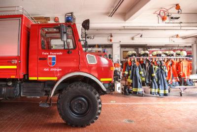 Feuerwehr ⋅ Walzbachtal-Jöhlingen