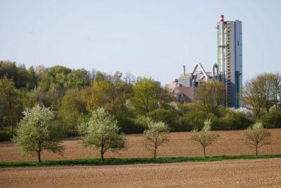 Zementwerk ° ⋅ Walzbachtal-Wössingen