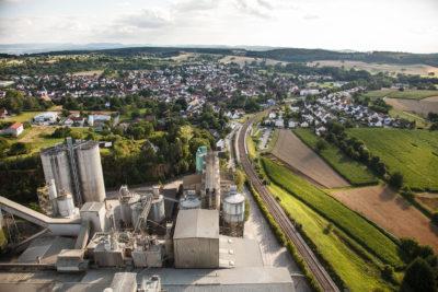 Zementwerk ⋅ Walzbachtal-Wössingen