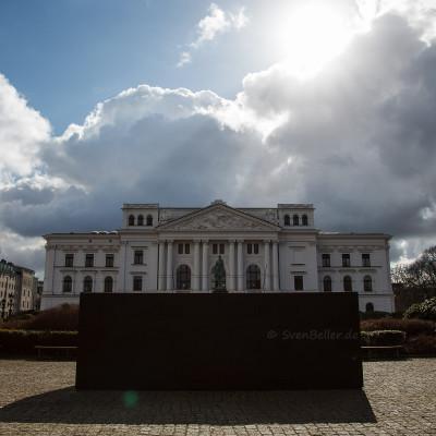 Denkmal für die für immer fehlenden Juden