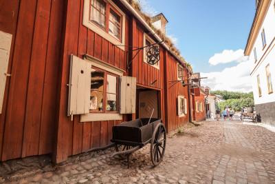 Skansen ⋅ Stockholm