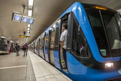 Haltestelle T-Centralen ⋅ Stockholm