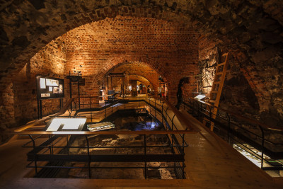 Museum Tre Kronor ⋅ Stockholm