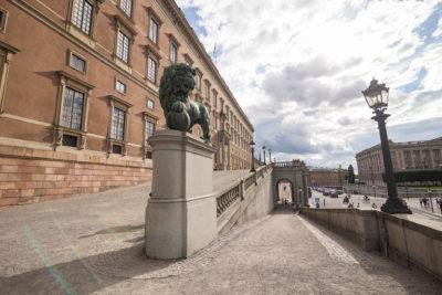 Schloss ⋅ Stockholm