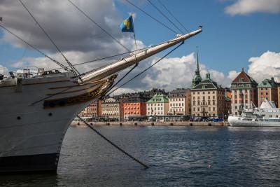 Af Chapman, Gamla Stan ⋅ Stockholm