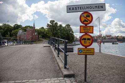 Kastellholmen ⋅ Stockholm