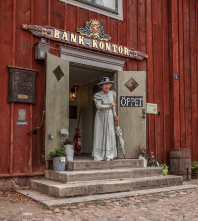 Bank ⋅ Gamla Linköping