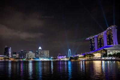 Marina Bay ⋅ Singapur