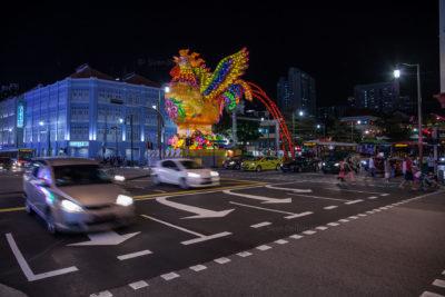 Chinatown ⋅ Singapur