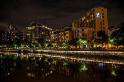 Riverside Walk ⋅ Singapur
