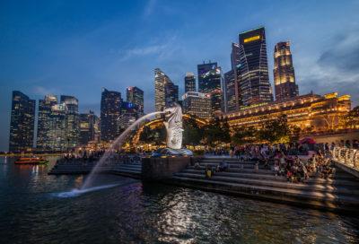 Marlion ⋅ Singapur