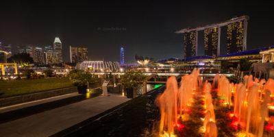 Bay Sands Hotel ⋅ Singapur