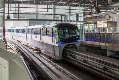 Haneda Int'l Monorail Station ⋅ Tokyo