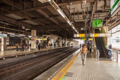 Hamamatsucho Station ⋅ Tokyo