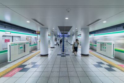 Nijubashimae Station C10 ⋅ Tokyo-Chiyoda