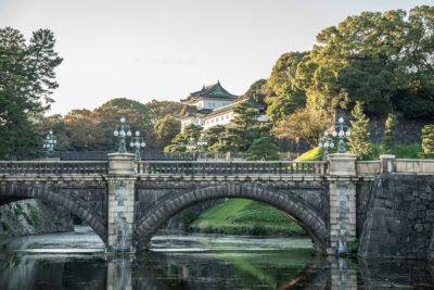 Imperial Palace, Nijubashi Bridg ⋅ Tokyo-Chiyoda