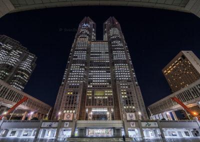 Tokyo Metropolitan Government ⋅ Tokyo-Shinjuku