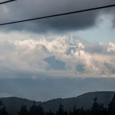 Mount Fuji ⋅ Ubako > Owakudani