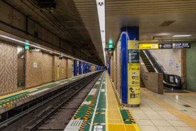 Iwamotocho Station (S08) ⋅ Tokyo-Chiyoda