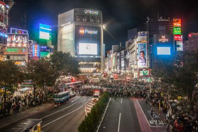 Shibuya Junction ⋅ Tokyo-Shibuya