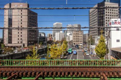 Yamate dori ⋅ Tokyo-Shinagawa