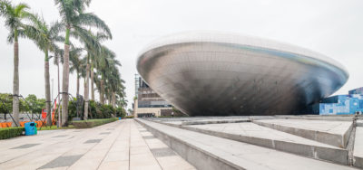 OCT Creative Exhibition Center ⋅ Shenzhen