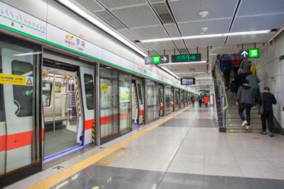 Luohu Station ⋅ Shenzhen