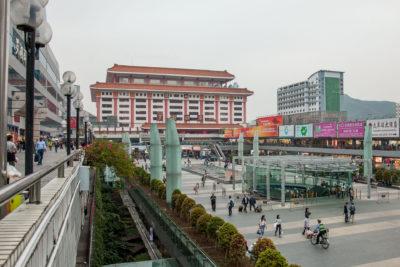Luohu ⋅ Shenzhen