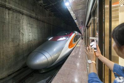 Futian Rail Station ⋅ Shenzhen