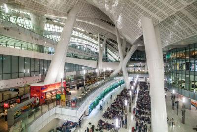 HK West Kowloon Railway Station ⋅ Hongkong