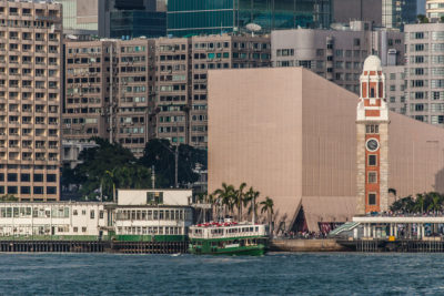 Star Ferry Terminal ⋅ Hongkong