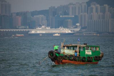 Victoria Harbour ⋅ Hongkong