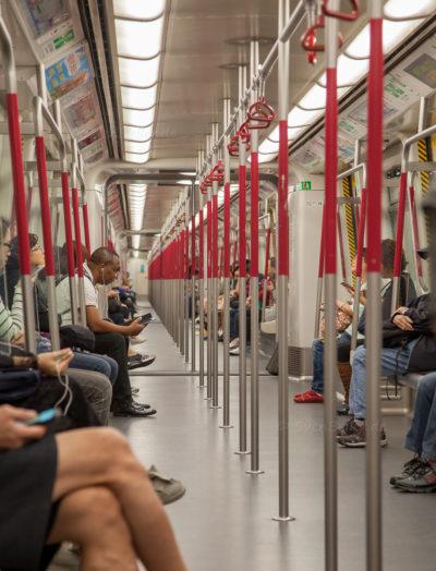 MTR Central > Po Lam ⋅ Hongkong