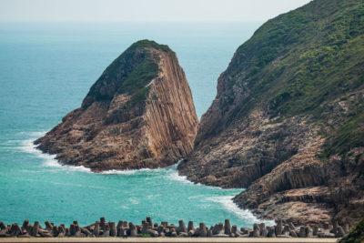 Po Pin Chau Island ⋅ High Island Geo Trail