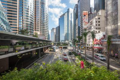Connaught Road Central ⋅ Hongkong