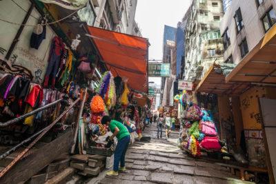 Pottinger Street ⋅ Hongkong