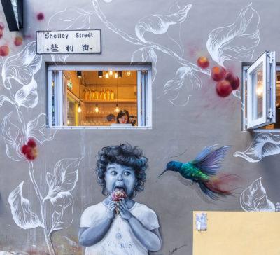Shelley Street ⋅ Hongkong