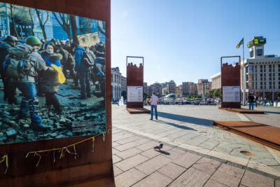 Majdan Nesaleschnosti ⋅ Kiew