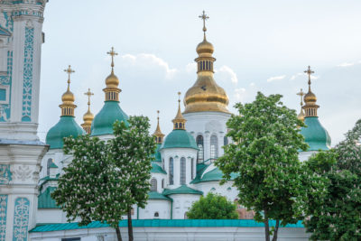 Sofien-Kathedrale ⋅ Kiew