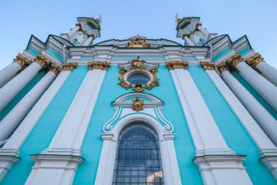 Andreaskirche ⋅ Kiew