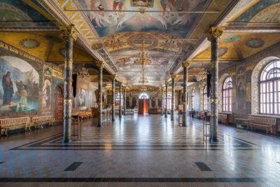 Lavra, Refektoriumskirche ⋅ Kiew