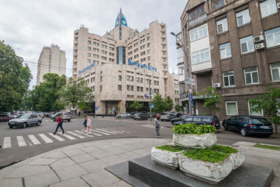 Natsionalny Hotel ⋅ Kiew