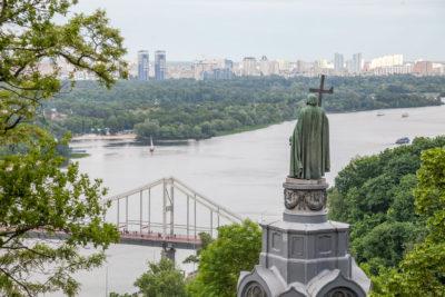 Volodymyr-Denkmal ⋅ Kiew