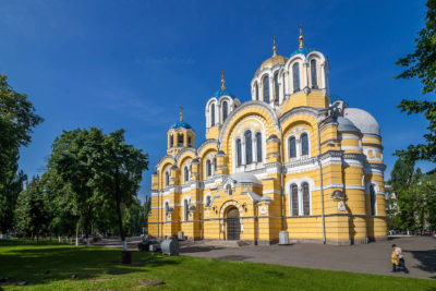 Volodymyr-Kathedrale ⋅ Kiew